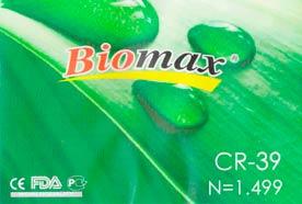 Линза полимерная CR-39 N=1,499